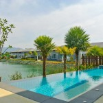 3 Bedroom Private Pool villa with lake side