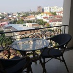 Large studio in downtown Pattaya with stunning pool and city views!