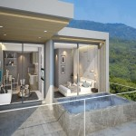 The new exclusive garden-view apartment in Patong, Phuket