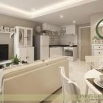 New development condominium with great guarantee rental in Naiyang