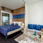 A New One Bedroom Ultimate Vacation Condominium At Naiharn Beach