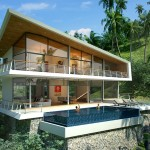 Crystal Villa :  luxury estate located in the lush tropical surroundings of coconut palms