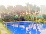Pool & Gardens Area