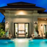 The Modern Private Pool Villa in Naiharn