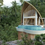 SAMUI GREEN COTTAGE :Masterpiece of art, sustainable architecture well blend in a serene environment