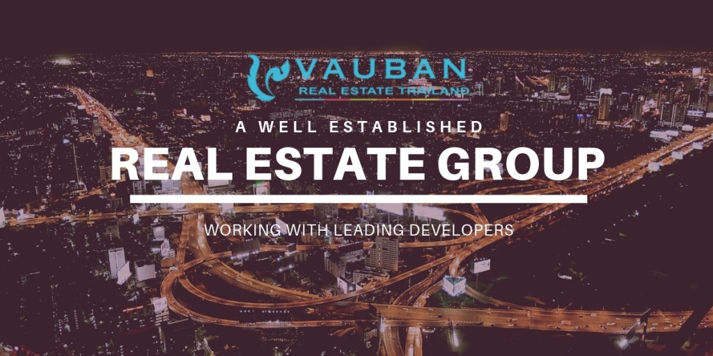 A well established real estate group working with leading developers