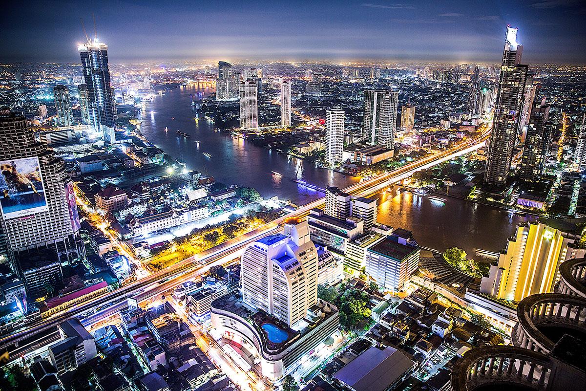 Bureau de l'immigration en Thaïlande