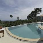 BlueBird Villa : stunning seaview villa with a huge garden on Chaweng Noi Hills