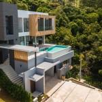 Modern Exteriors and Unique Designs Villa A10 – Bophut