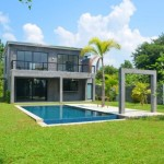 Newly Built House for Sale with Private Swimming Pool (Namphrae, Hang Dong)