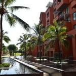 Well located beachfront condominium