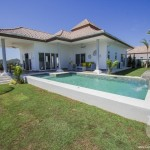 Charmous villa with 3 bedrooms and private pool