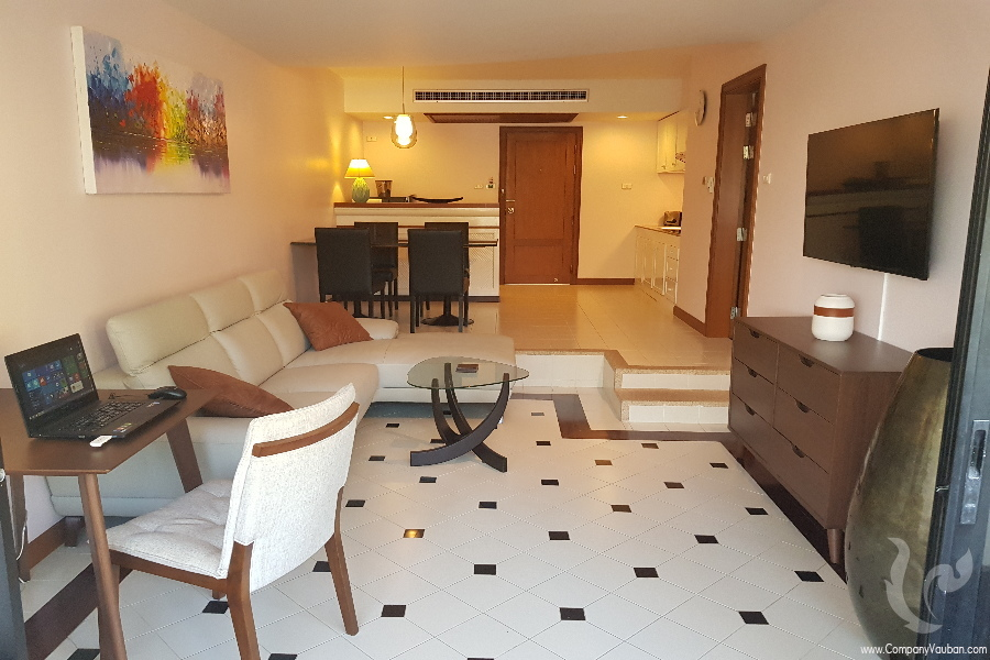 One Bedroom Apartment At Sunset Beach Resort Patong