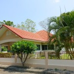 1 storey house with 150 sq.wah. land for sale in Saraphi, Chiangmai