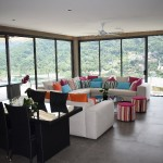 Luxury modern pool villa overlooking Kamala