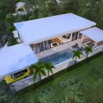Luxury 4 bedrooms Natural Pool Villa in Rawai