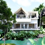 4 Bedrooms Luxury Pool Villa for perfect living and holidays in Phuket.