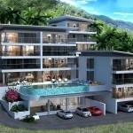 Luxury Seaview Apartments, North Coast, Koh Samui