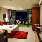Sea View Studio unit in the center of Patong, Phuket