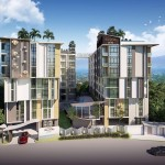 Luxury condo for sale in the best location in the city. (Chang Phueak, Chiang Mai)