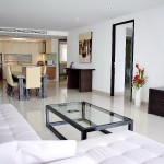 The Luxury apartment 2 bedrooms in Surin