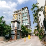Fully Furnished One Bedroom Condo at The Shine Condominium for sale. (Chang Klan, Chiang Mai)