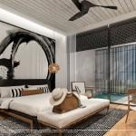 1 Bedroom Lakeside Residence in Kamala
