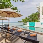 3 bedrooms beach front villa in Patong, Phuket