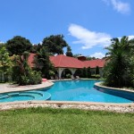 Luxury 3 bedroom house with private pool.