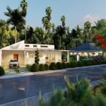 Nice and good price villa to build