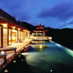 The Luxury 5 Bedrooms Seafront Villa in Kamala