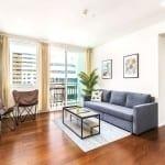 Cozy 2 Bedroom Condominium For Sale and Rent – BTS Asoke MRT Sukhumvit