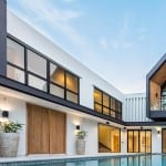 Brand new, luxury 5 bedroom house with private swimming pool for rent. (Hang Dong, Chiang Mai)