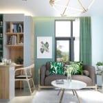 Eco Friendly 1 Bedroom Condominium in Surin