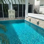 Villa with private pool – 2 bedrooms 2 Bathrooms