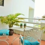 Beautiful Studio with seaview and pool view
