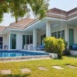 Luxury pool villa surround mountain view – 4 Bedrooms – 3 Bathrooms