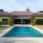 The villa pool villa in Pak Nam Pran