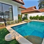 3 bedrooms pool villa only 500m from Jomtien Beach with tenant!