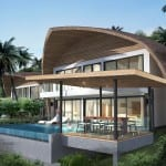 2 – 3 Bedrooms Sea-view Pool Cottages in Lamai