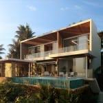 Luxury 3-4 Bedrooms Sea-view Pool Villas in Chaweng Noi
