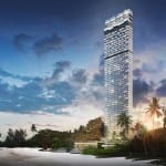 NEW: luxury apartment on Wongamat beachfront!