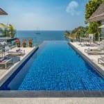 5 Bedrooms Oceanfront Seaview Villa in Kamala, Phuket