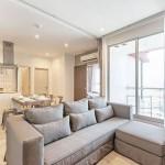 Newly renovated stylish condo for sale/rent at Patumwan Resort