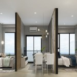 2 Bedrooms for sell Niche Mono Mega Space Bangna