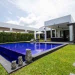 Amazing 5 bedroom modern large house for sale with private pool in great location @Ban Wangtan