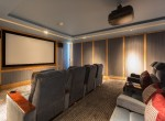 Cineman located in the luxury and exclusive Ritz Carlton Residence, Bangkok