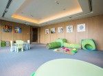 Play room at the luxury and exclusive Ritz Carlton Residence, Bangkok