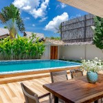 PRIVATE POOL VILLA IN A RESIDENCE WITH BEACH CLUB