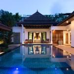 3 Bedrooms Garden View Private Pool Villa in Surin
